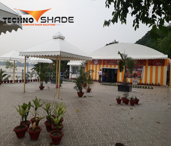 shade sail installation service